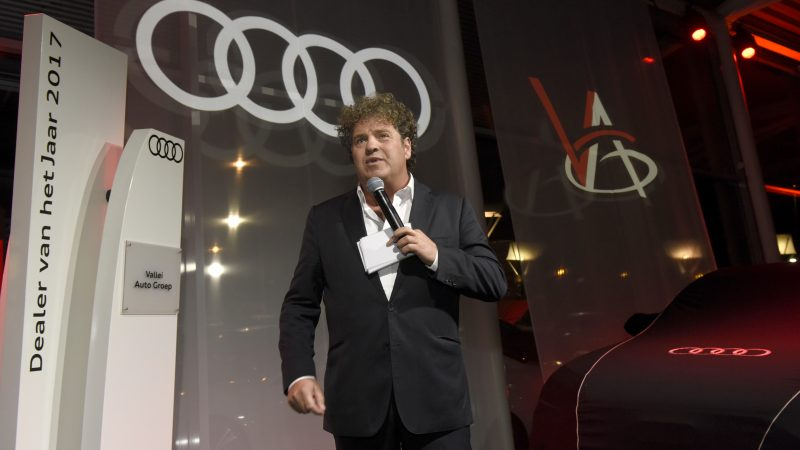 Introductie nieuwe Audi A8