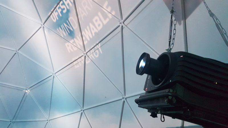 150 jaar van Oord, een (Dome) Experience