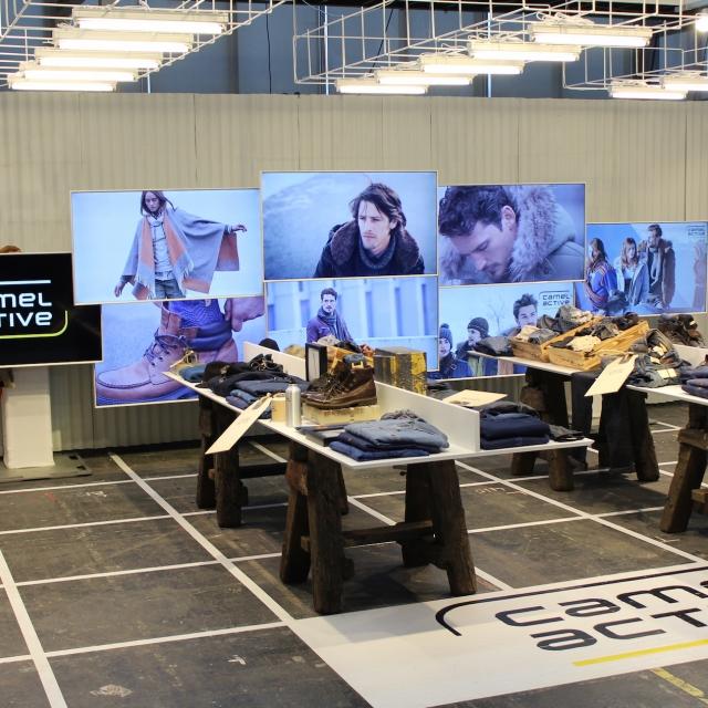 Screen Cloud op Modefabriek 2015