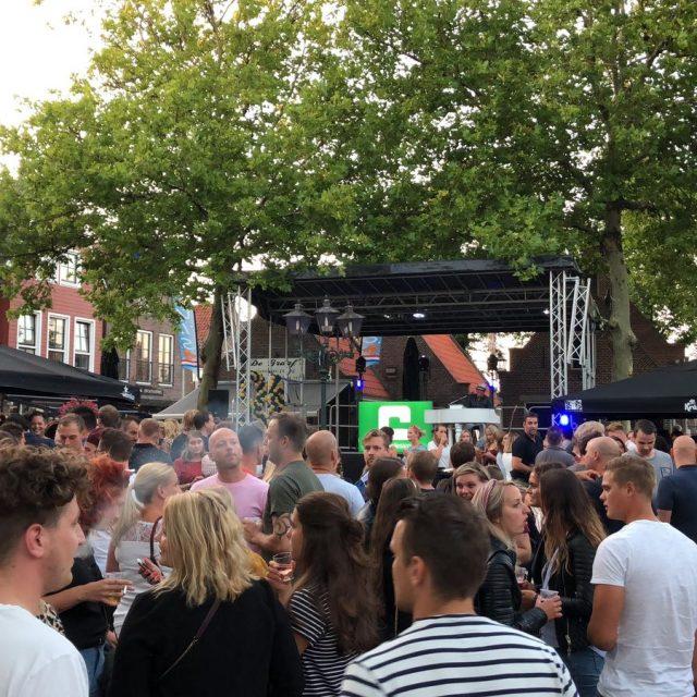 Livemuziek Spakenburgse dagen 2018